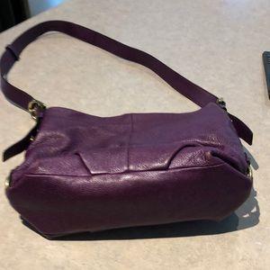 Very nice purple Coach purse